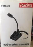 Microfono y amplificador de voz - foto
