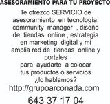 asesoramiento en tecnologia y marketing - foto