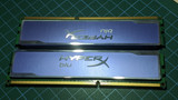 8Gb (4Gb x 2) DDR3 Kingston HyperX 1600 - foto