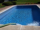 Llenado de piscinas - foto