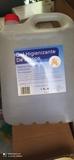 garrafa 5 litros gel hidroalcholico - foto