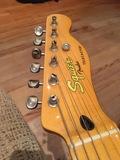Guitarra Fender squier Classic vibe 50\' - foto