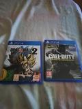 Call of Duty y Dragon Ball Xenoverse 2 - foto