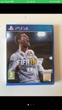 FIFA 18 Play Station 4 - foto