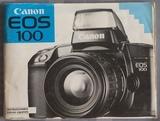 Canon EOS 100 Libro de instrucciones - foto