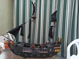Barco pirata La Perla negra de MegaBloks - foto