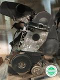 Motor volkswagen polo - foto