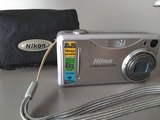 Camara de fotos NIkon Coolpix 3700 - foto