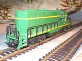 Locomotora diesel db 326  ho mehano - foto