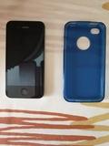 IPHONE 4 + BASE PARA CARGARLO+CARGADOR - foto
