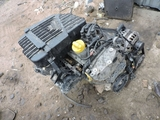 Motor K7ma812 Renault Dacia 1.6 Gasolina - foto