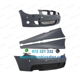 Lqhld kit carroceria bmw serie 1 e87 pac - foto