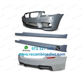 Ckpao kit carroceria look m5 bmw serie 5 - foto
