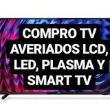 Compro teles smart tv averiadas - foto