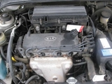 Motor Kia Rio 1.3 8v Gasolina - foto