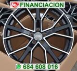 a255. RS6D BLACK RS7 RS8 para Audi WHEEL - foto
