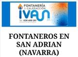 Fontanero Iván - foto