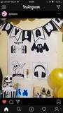 cumpleaños en casa en caurentena - foto