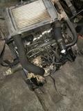 Motor Mitsubishi D4BH - foto
