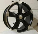 494j. rotor negro para audi black - foto