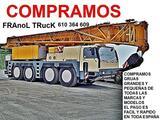 ( COMPRAMOS CAMIONES TODO TIPO ) - foto