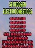 Se recogen electrodomÉsticos gratis - foto