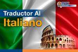 Traductor al italiano - foto