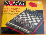 Ajedrez Novag Aquamarine Risc II 26.6MHZ - foto