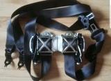 Vw Polo 6R 2013 cinturones delanteros - foto