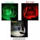 linternas para aguardo led de colores - foto