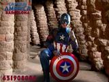 Captain America in Barcelona - foto