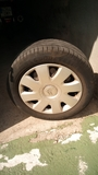 ruedas Citroen C5 goodyear - foto