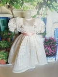 vestido de comunión de nancy - foto