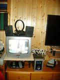 TV + Altavoces + TDT + Antena interior - foto