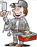 lampista electricista - foto