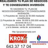 ¿NECESITAS  FINANCIACION DE  TU NEGOCIO? - foto