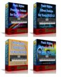 Korg pa 3x le - pack de ritmos +sonidos - foto