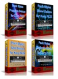 Korg pa 3x - pack de ritmos + sonidos - foto