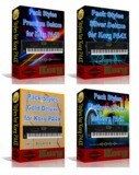 Korg pa 4x - librerias ritmos + sonidos - foto