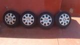 Vendo 4 ruedas para Peugeot 307 - foto