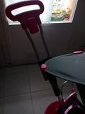 triciclo rosa - foto