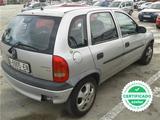 RADIADOR Opel corsa c 2000 - foto