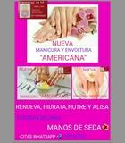 """Nueva manicura y envoltura \""""americana\"""" - foto"""