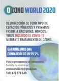 Desinfeccion por ozono ( o3) - foto