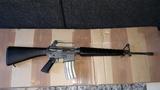 M16 rifle inutilizado - foto
