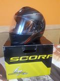 CASCO SCORPION EXO 510 TALLA XS - foto