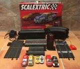 Scalextric c3 Paul Ricard + Ampliación - foto