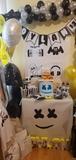 decoración de cumpleaños - foto