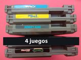 Pack lote juegos NES - foto