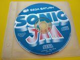 Sonic Jam - Sega Saturn PAL - Solo Disco - foto